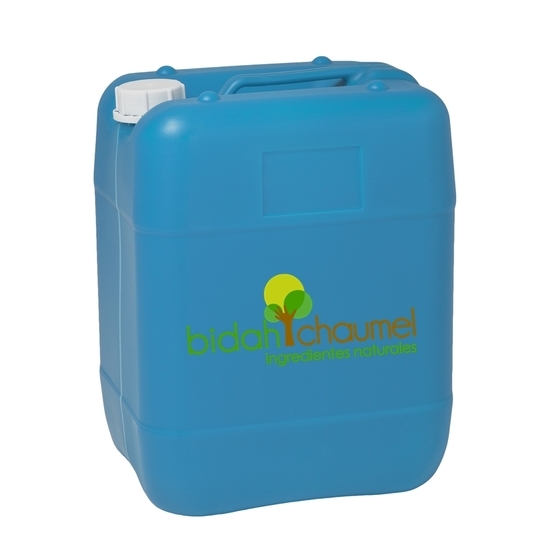 Bidon 25 litros bidah chaumel logo